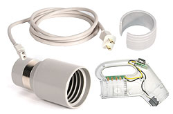 Central Vacuum Hose Parts