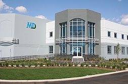 M.D. Manufacturing USA facility