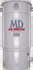 Flo-Master Central Vacuum
