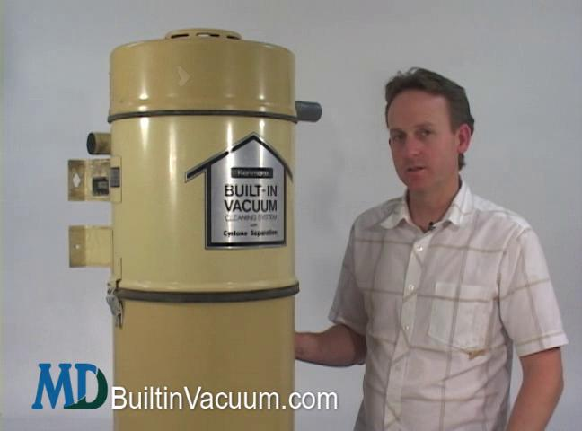 Video Tips for Kenmore Central Vacuum Systems