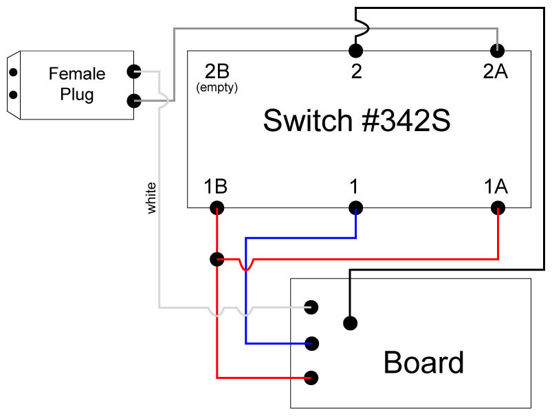 342S Wiring Diagram vacuum switch wiring power switch wiring \u2022 wiring diagrams j On Off On Switch Wiring Diagram at fashall.co