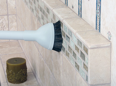 Oval Dusting Brush