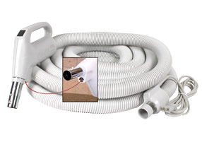 Central Vacuum Electric Hoses