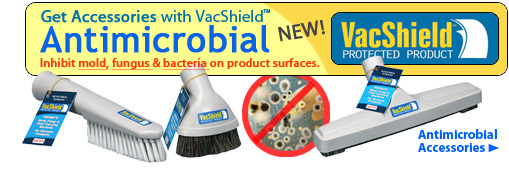 Get Accessories with VacShield