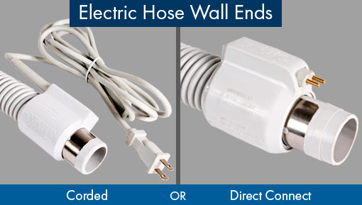 Electric Hose Wall Ends
