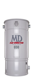 FloMaster Central Vacuum Unit
