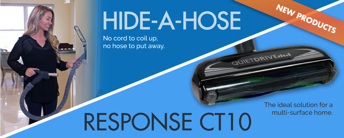 New Products: Hide-A-Hose and Response CT10