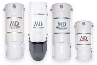 MD Vacuum Units