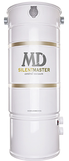 SilentMaster Central Vacuum Unit