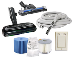 central vacuum products