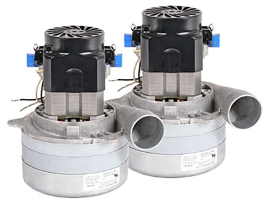 Powerful Central Vacuum Motors