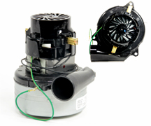 122525 Motor for Vacuums and Blowers