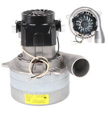 117123 Motor for Vacuums and Blowers