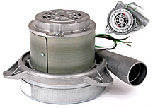 Air-Flo Vacuum Motor Replacement Help