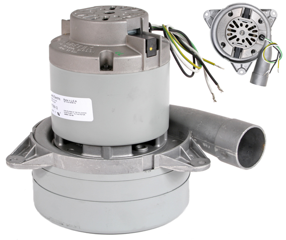 117500-12 Motor for Vacuums and Blowers