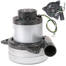 117507 Motor for Vacuums and Blowers