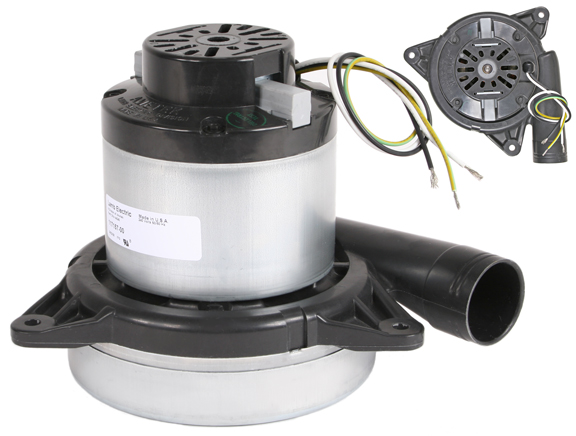 117157 (220-240 volt) Motor for Vacuums and Blowers