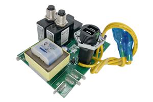 Vacuum Motor Circuit Board Dual Motor 28 amp 120v