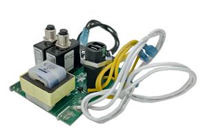 Vacuum Motor Circuit Board Dual Motor 15 amp 120v