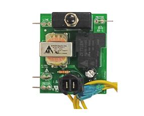 Vacuum Motor Circuit Board Single Motor 15amp 120v
