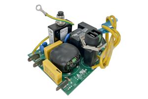 Vacuum Motor Circuit Board Single Motor 240v