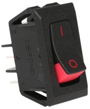Low Voltage Rocker Switch