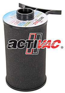ActiVac II Exhaust HEPA Filter