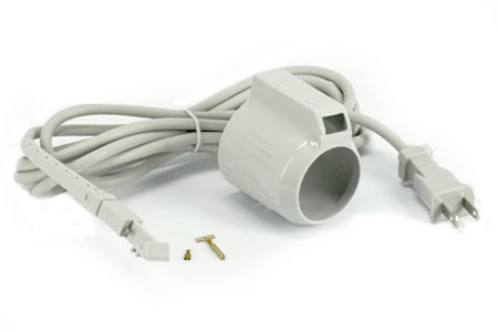 8ft Cord for Electric Hose (cuff, 2 pins,cord)