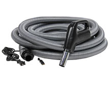 Central Vacuum Electric Hose