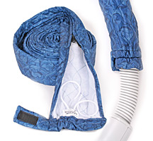 Central Vacuum Zippered Hose Sock Cover