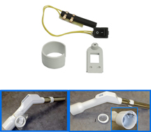 Full Switch Assembly for Low Voltage On-off Hose