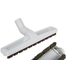 14-inch Deluxe Floor Brush with wheels
