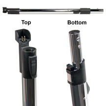 Response Integrated Telescopic Wand