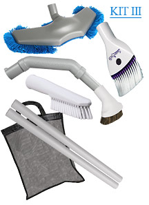 Maximum Cleaning Accessory Kit III
