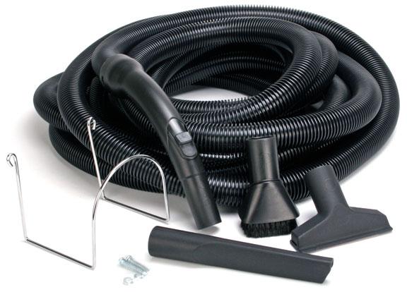 fast clean car and garage vacuum kit for beam. Black Bedroom Furniture Sets. Home Design Ideas