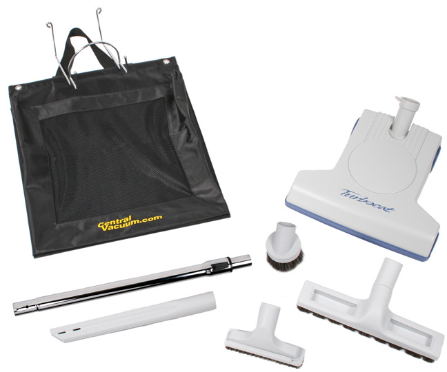 Add-A-Hose Deluxe Kit with TurboCat Carpet Brush