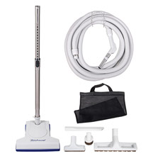 Deluxe Kit with TurboCat Vacuum Brush