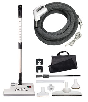 Stealth Central Vacuum Kit