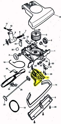 Turbocat Central Vacuum Parts Replacements And Warranty