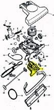 Belt Cover for TurboCat