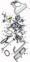 Compression Spring for TurboCat