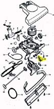 T-Latch (2) for TurboCat