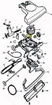 O-ring for TurboCat