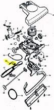 Upper Shroud and Belt for TurboCat