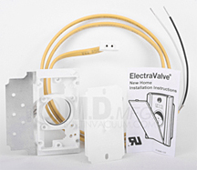 ElectraValve Rough-in Kit with 12 Gauge Wire