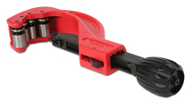 Wheeler PVC pipe cutter