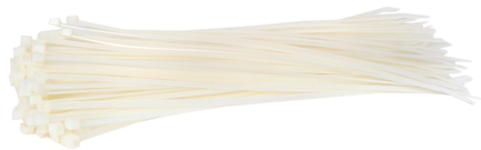 PVC Wire Ties 100 count