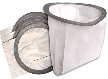4-Pack Filtex Bags - Small