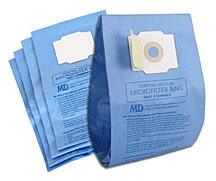 5-Pack MicroFilter Bag Small