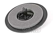 Hayden Filter Holder Retainer Plate